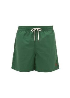Ralph Lauren Polo Polo Ralph Lauren Logo-embroidered swim shorts