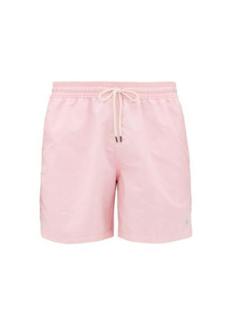 Ralph Lauren Polo Polo Ralph Lauren Logo-embroidered swim shorts
