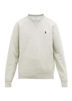 Ralph Lauren Polo Polo Ralph Lauren Logo-embroidered technical sweatshirt