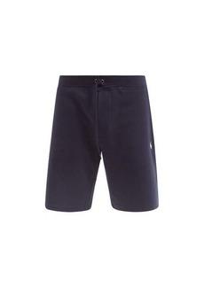 Ralph Lauren Polo Polo Ralph Lauren Logo-embroidery cotton-blend jersey shorts