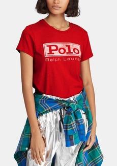 Ralph Lauren: Polo Polo Ralph Lauren Logo Graphic Cotton T-Shirt