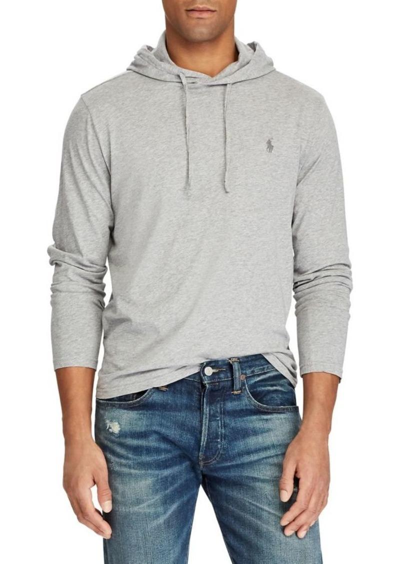 Ralph Lauren Polo Polo Ralph Lauren Long-Sleeve Cotton Jersey Hooded Tee
