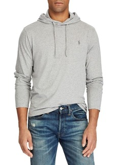 Ralph Lauren Polo Polo Ralph Lauren Long-Sleeve Cotton Jersey Hooded Tee
