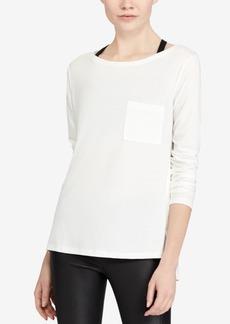 Ralph Lauren: Polo Polo Ralph Lauren Long-Sleeve Pocket T-Shirt