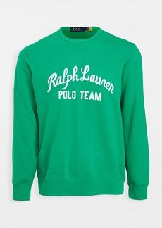 Ralph Lauren Polo Polo Ralph Lauren Long Sleeve Pullover Sweatshirt