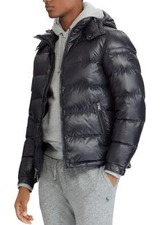 Ralph Lauren Polo Polo Ralph Lauren Luminaire Down Hooded Jacket