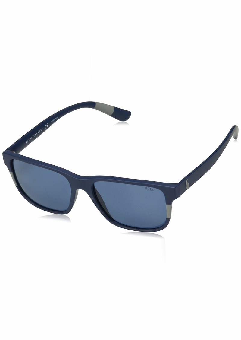 Ralph Lauren Polo Polo Ralph Lauren Men's 0ph4137 0PH4137 Oval Sunglasses  57.0 mm