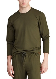 Ralph Lauren Polo Polo Ralph Lauren Men's 4D Flex Microfiber Pajama Shirt