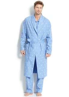 Ralph Lauren Polo Polo Ralph Lauren Men's All Over Polo Player Robe