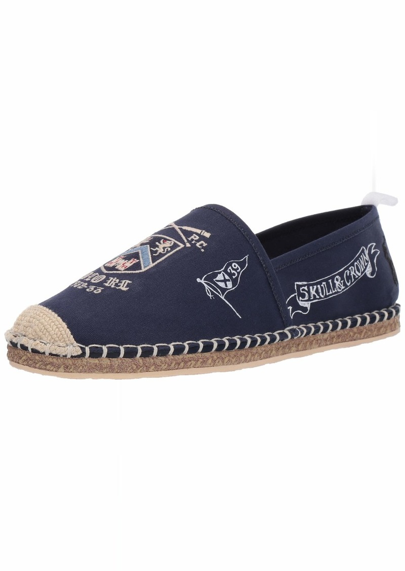 Ralph Lauren Polo Polo Ralph Lauren Men's Barron Slipper  M US Women / 9.5 M US Men