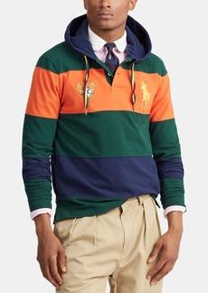 Ralph Lauren Polo Polo Ralph Lauren Men's Basic Mesh Knit Hoodie