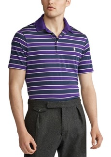 Ralph Lauren Polo Polo Ralph Lauren Men's Big & Tall Airflow Knit Polo Shirt