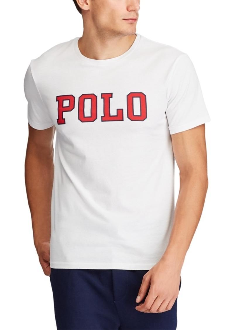 Ralph Lauren Polo Polo Ralph Lauren Men's Big & Tall Classic Fit Logo T-Shirt