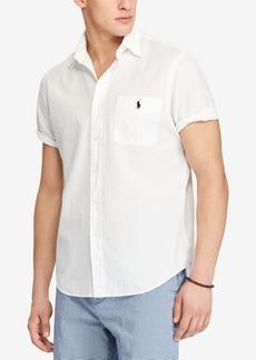 Ralph Lauren Polo Polo Ralph Lauren Men's Big & Tall Classic Fit Sport Shirt