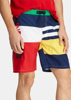 Ralph Lauren Polo Polo Ralph Lauren Men's Big & Tall Cp-93 Swim Trunks