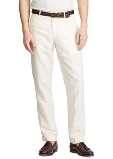 Ralph Lauren Polo Polo Ralph Lauren Men's Big & Tall Straight Fit Linen-Blend Pants