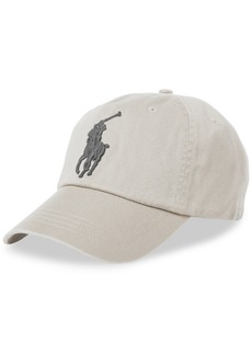 Ralph Lauren Polo Polo Ralph Lauren Men's Big Pony Cap