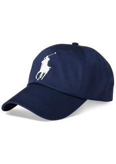 Ralph Lauren Polo Polo Ralph Lauren Men's Big Pony Chino Sports Hat