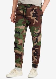 Ralph Lauren Polo Polo Ralph Lauren Men's Camo Fleece Jogger Pants