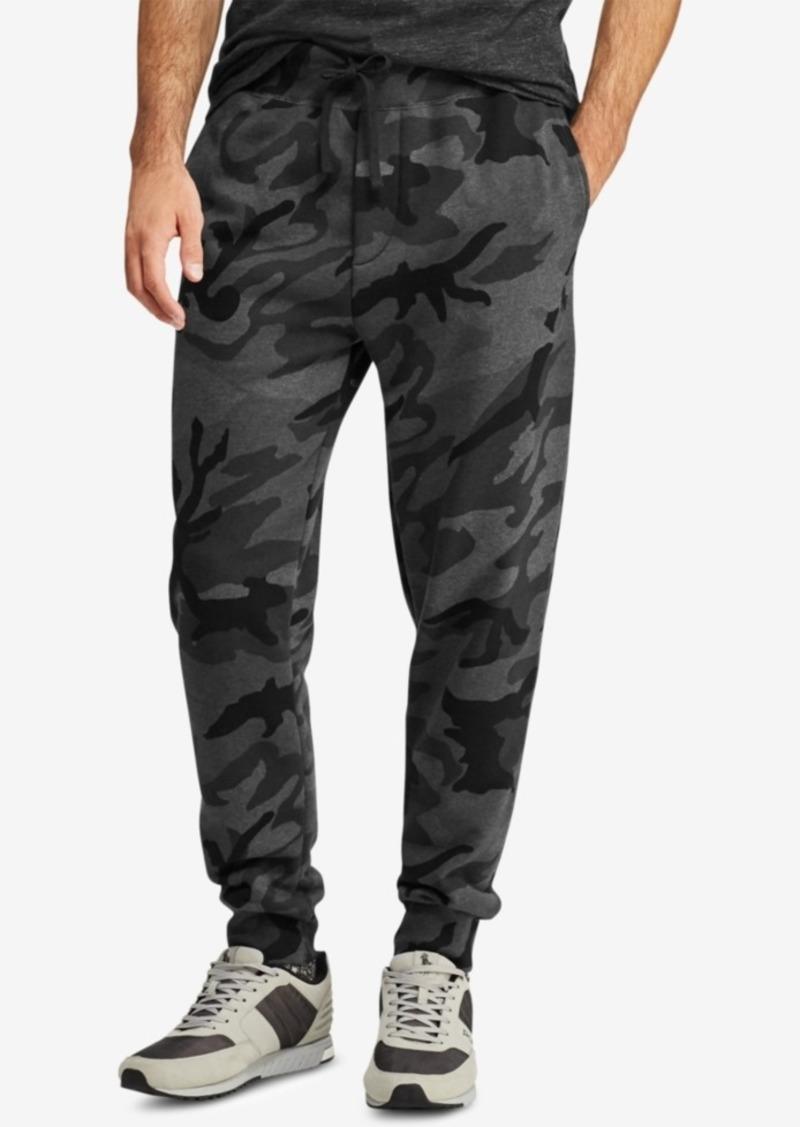 8d57da08e1665 SALE! Ralph Lauren Polo Polo Ralph Lauren Men's Camo Fleece Jogger Pants