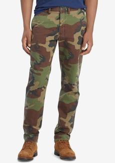 Ralph Lauren Polo Polo Ralph Lauren Men's Camouflage Classic Fit Cotton Chino Pants