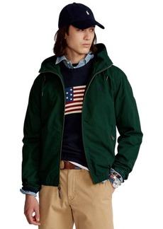Ralph Lauren Polo Polo Ralph Lauren Men's Canvas Hooded Jacket