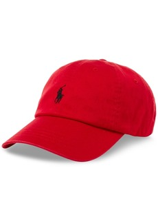 Ralph Lauren Polo Polo Ralph Lauren Men's Chino Cotton Baseball Cap