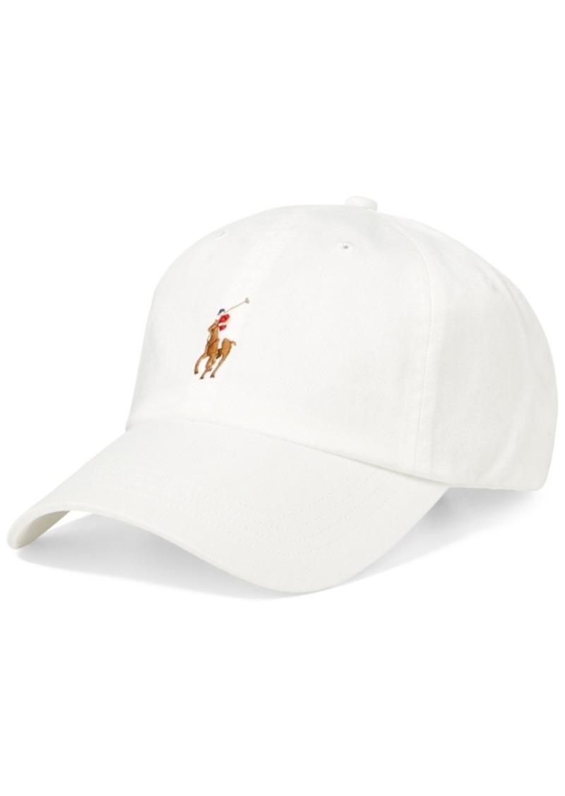 aef76407 Ralph Lauren Polo Polo Ralph Lauren Men's Classic Chino Sports Cap ...