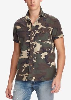 Ralph Lauren Polo Polo Ralph Lauren Men's Classic Fit Camouflage Shirt