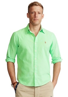 Ralph Lauren Polo Polo Ralph Lauren Men's Classic-Fit Chambray Shirt