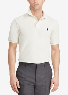 Ralph Lauren Polo Polo Ralph Lauren Men's Big & Tall Classic Fit Cotton Mesh Polo