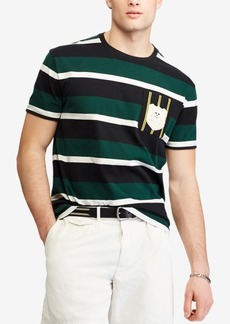 Ralph Lauren Polo Polo Ralph Lauren Men's Classic Fit Cotton T-Shirt