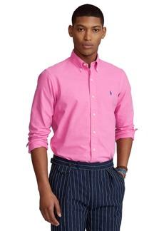 Ralph Lauren Polo Polo Ralph Lauren Men's Classic Fit Garment-Dyed Oxford Shirt