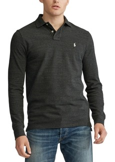 Ralph Lauren Polo Polo Ralph Lauren Men's Classic Fit Long Sleeve Mesh Polo