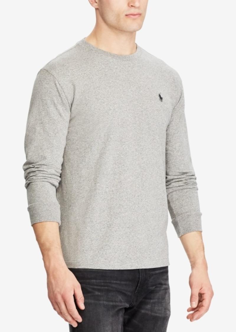Ralph Lauren Polo Polo Ralph Lauren Men's Classic-Fit Long-Sleeve T-Shirt