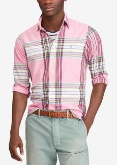 Ralph Lauren Polo Polo Ralph Lauren Men's Classic Fit Madras Shirt