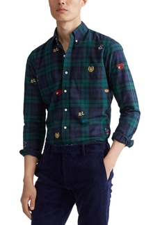 Ralph Lauren Polo Polo Ralph Lauren Men's Classic-Fit Oxford Shirt