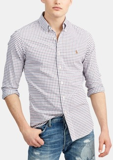 Ralph Lauren Polo Polo Ralph Lauren Men's Classic Fit Oxford Button-Down Shirt