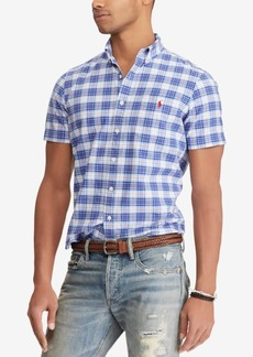 Ralph Lauren Polo Polo Ralph Lauren Men's Classic Fit Plaid Shirt