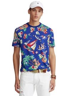 Ralph Lauren Polo Polo Ralph Lauren Men's Classic-Fit Polo Bear T-Shirt