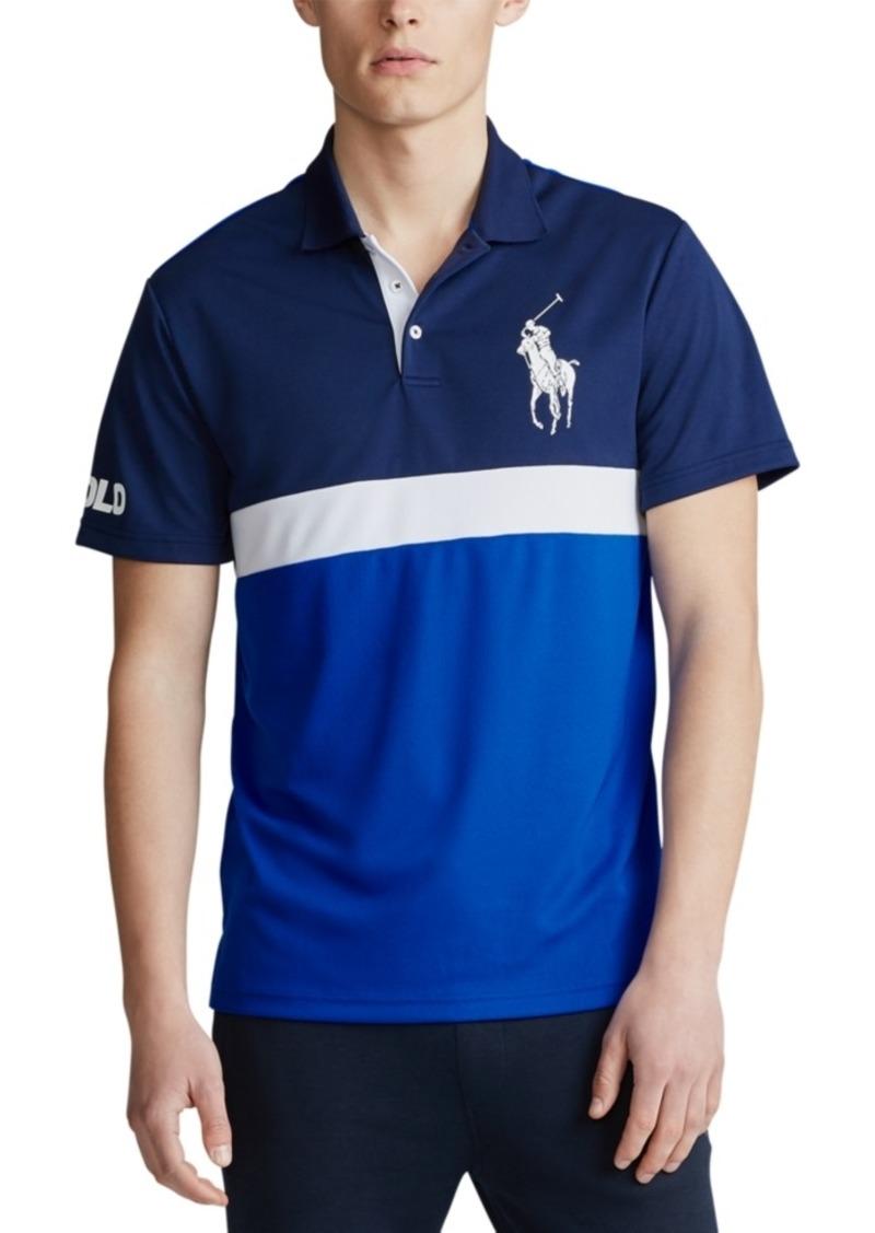 Ralph Lauren Polo Polo Ralph Lauren Men's Polo Sport Performance Pique Polo Shirt