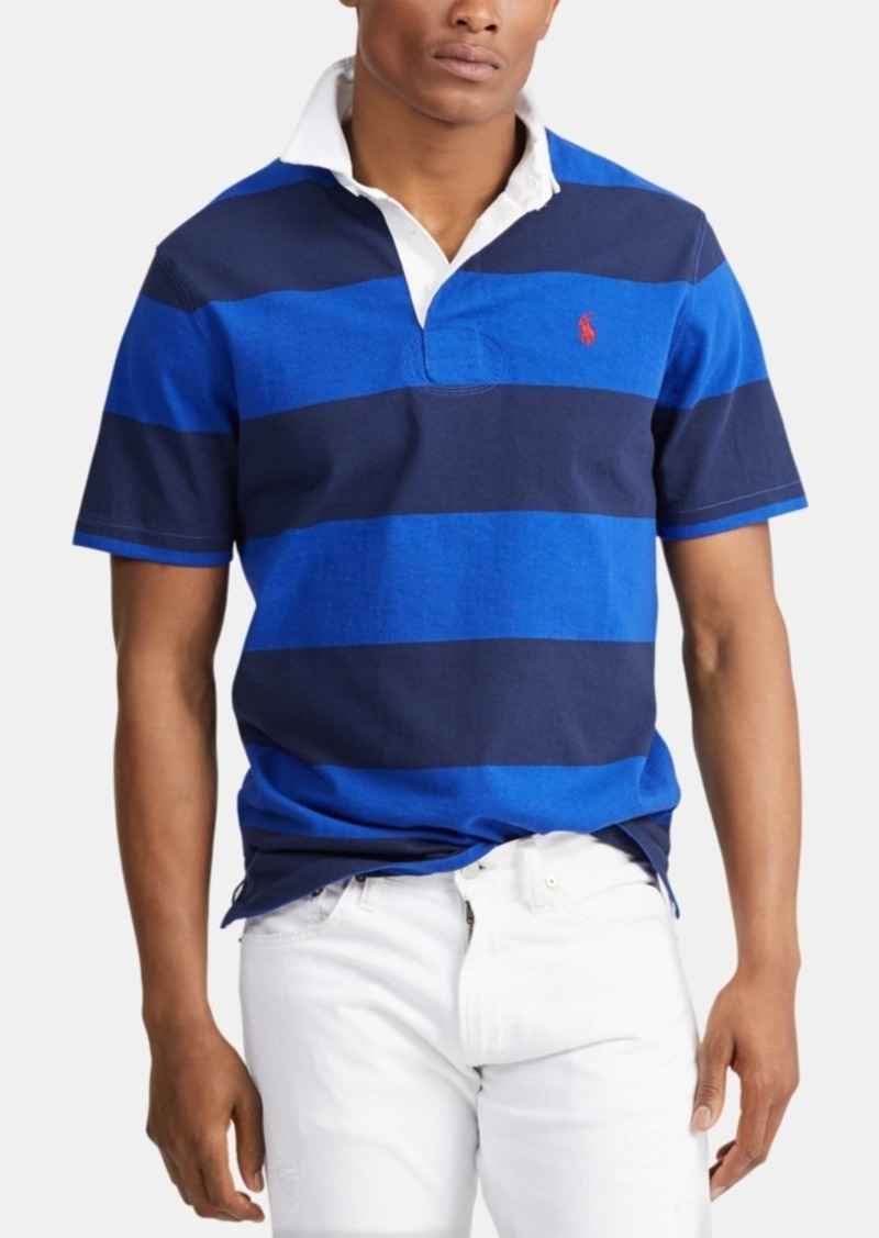 Ralph Lauren Polo Polo Ralph Lauren Men's Classic Fit Rustic Rugby Polo Shirt