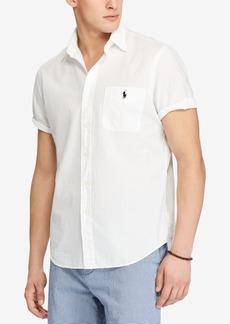 Ralph Lauren Polo Polo Ralph Lauren Men's Classic Fit Short Sleeve Sport Shirt