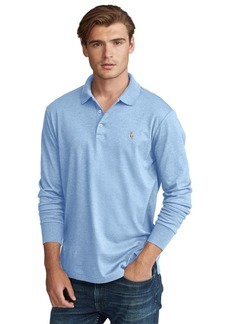 Ralph Lauren Polo Polo Ralph Lauren Men's Classic-Fit Long Sleeve Soft Cotton Polo
