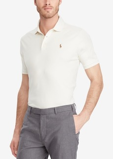 Ralph Lauren Polo Polo Ralph Lauren Men's Classic-Fit Soft-Touch Cotton Polo