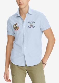 Ralph Lauren Polo Polo Ralph Lauren Men's Classic Fit Souvenir Shirt