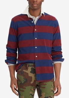 Ralph Lauren Polo Polo Ralph Lauren Men's Classic-Fit Striped Oxford Shirt