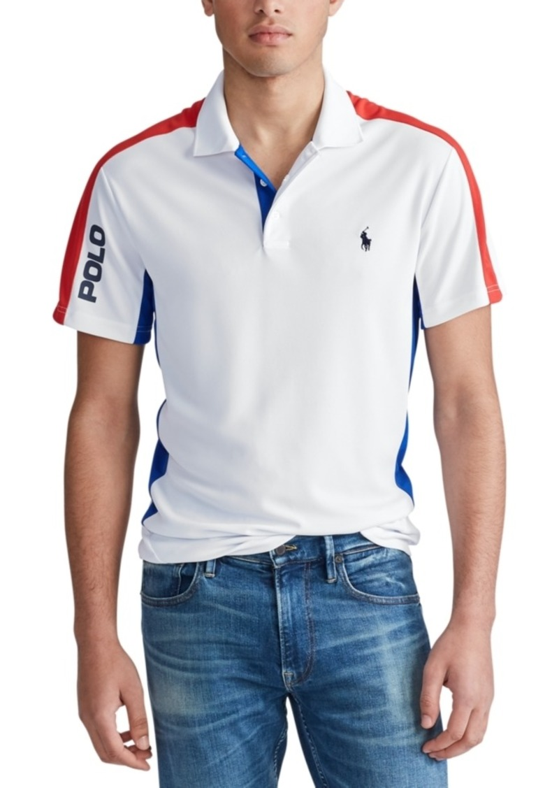 Ralph Lauren Polo Polo Ralph Lauren Men's Performance Pique Polo Shirt
