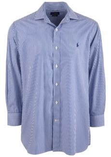 Ralph Lauren Polo Polo Ralph Lauren Men's Classic/Regular-Fit Wrinkle-Resistant Stripe Dress Shirt