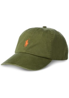 Ralph Lauren Polo Polo Ralph Lauren Men's Cotton Chino Baseball Cap